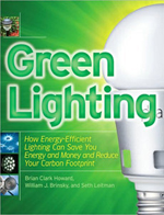 green lighting book cover