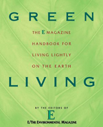 green living book cover