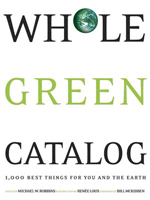 whole green catalog book cover