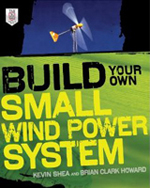build your own small wind power system book cover